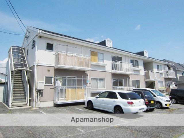 長野県長野市、北長野駅徒歩16分の築21年 2階建の賃貸アパート