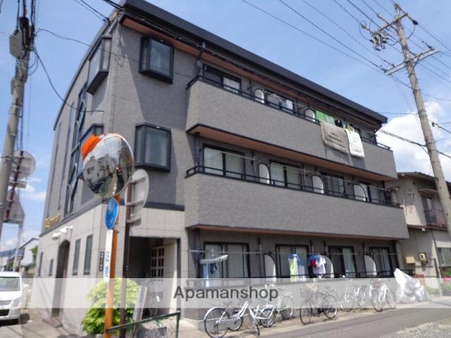 長野県松本市、松本駅バス10分上馬出し下車後徒歩1分の築20年 3階建の賃貸マンション