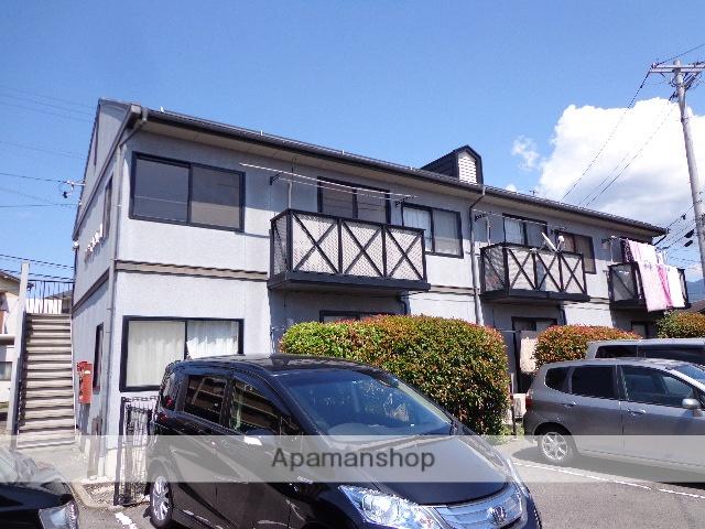 長野県松本市、松本駅徒歩13分の築22年 2階建の賃貸アパート