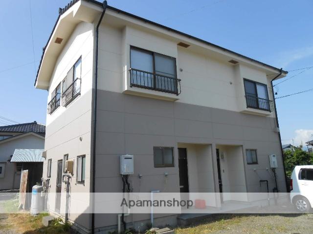長野県松本市、松本駅バス8分石芝町下車後徒歩20分の築3年 3階建の賃貸マンション