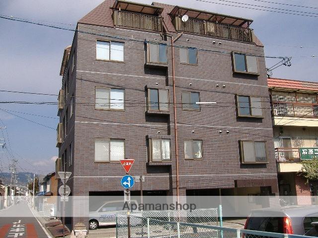 長野県松本市、北松本駅徒歩9分の築25年 5階建の賃貸マンション