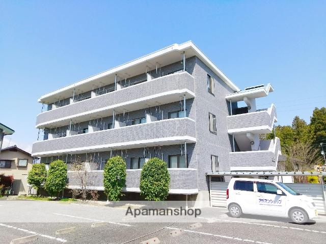 長野県松本市、平田駅徒歩17分の築16年 3階建の賃貸マンション