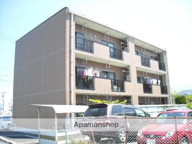 長野県松本市、南松本駅徒歩15分の築19年 3階建の賃貸マンション