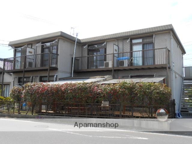 長野県東筑摩郡山形村、松本駅バス40分山形診療所前下車後徒歩2分の築20年 2階建の賃貸アパート