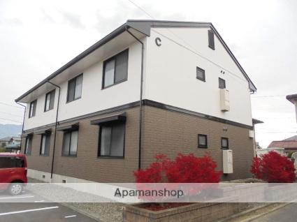 長野県松本市、南松本駅徒歩17分の築21年 2階建の賃貸アパート
