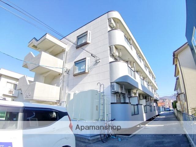 長野県松本市、南松本駅徒歩17分の築19年 3階建の賃貸マンション