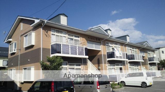 長野県松本市、南松本駅徒歩18分の築22年 2階建の賃貸アパート