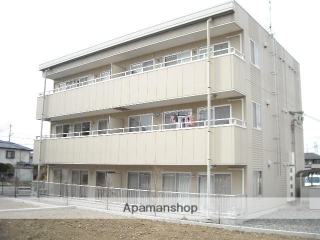 長野県松本市、松本駅アルピコ交通バス19分西原下車後徒歩11分の築14年 3階建の賃貸マンション