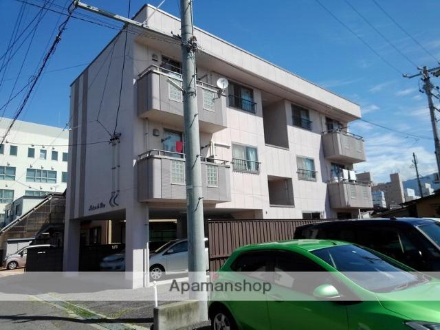 長野県松本市、松本駅徒歩4分の築16年 3階建の賃貸マンション