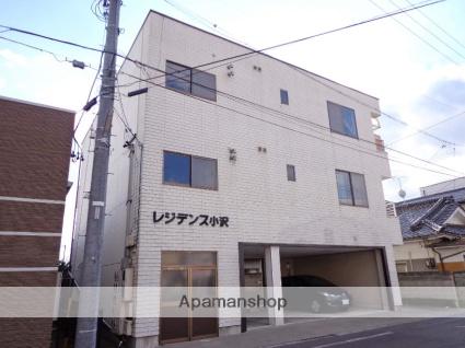 長野県松本市、松本駅バス20分横田下車後徒歩1分の築26年 3階建の賃貸マンション