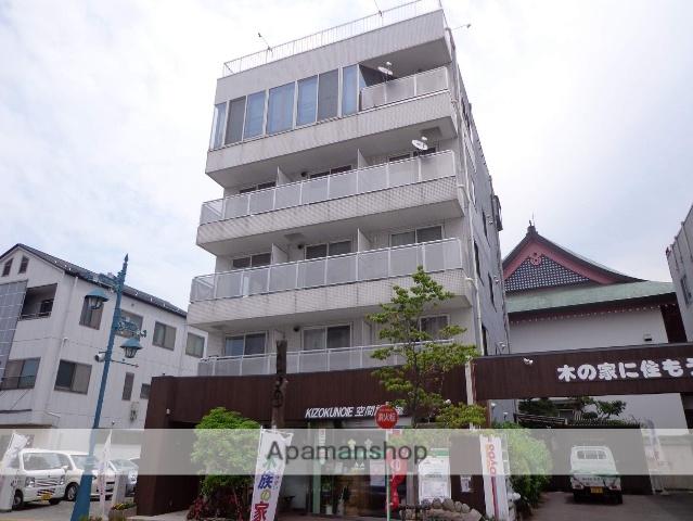 長野県松本市、北松本駅徒歩8分の築13年 5階建の賃貸マンション