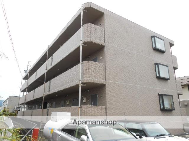 長野県松本市、渚駅徒歩16分の築16年 3階建の賃貸マンション