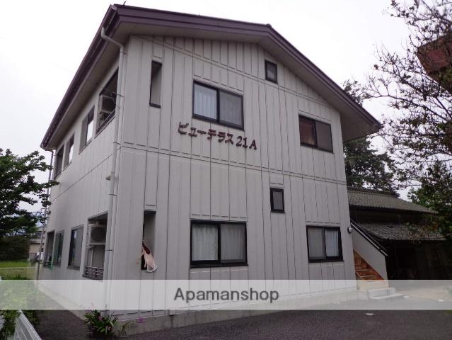 長野県松本市、信濃荒井駅徒歩15分の築18年 2階建の賃貸マンション