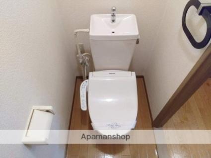 サンガーデン平林B[2DK/39.6m2]のトイレ