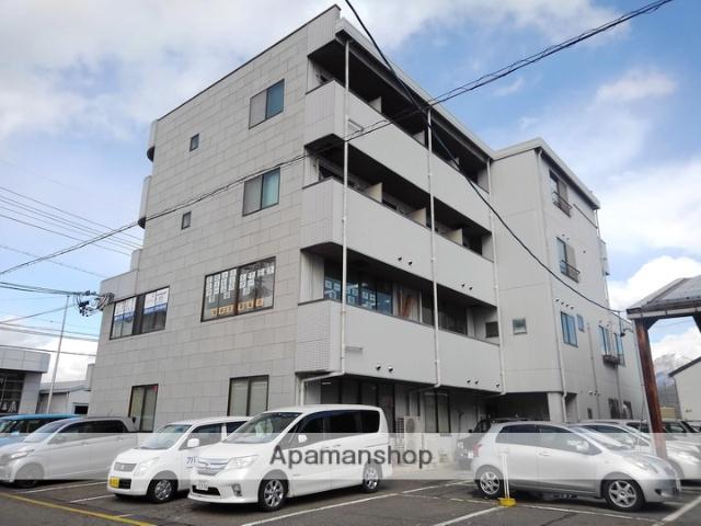 長野県松本市、南松本駅徒歩16分の築26年 4階建の賃貸マンション