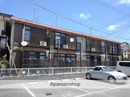長野県松本市、松本駅バス14分野溝口下車後徒歩5分の築23年 2階建の賃貸アパート