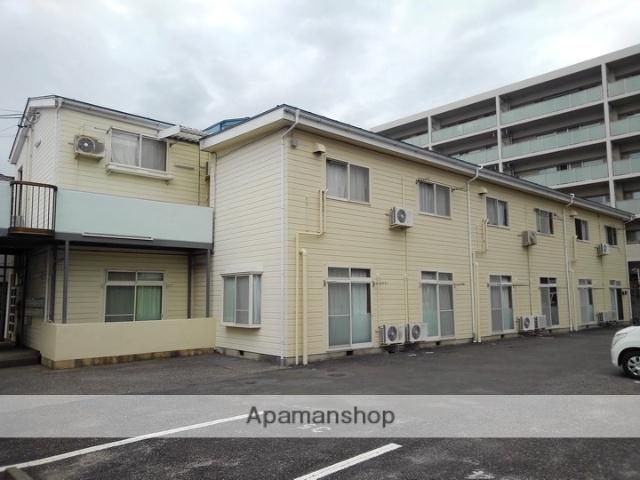 長野県松本市、北松本駅徒歩2分の築28年 3階建の賃貸マンション