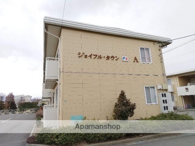 長野県松本市、平田駅徒歩17分の築24年 2階建の賃貸アパート