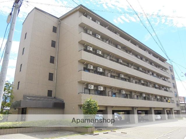 長野県松本市、松本駅徒歩12分の築21年 6階建の賃貸マンション