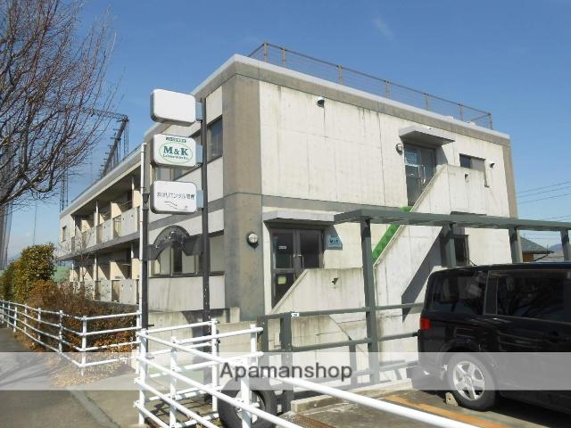 長野県松本市、松本駅バス17分野溝口下車後徒歩6分の築16年 4階建の賃貸マンション