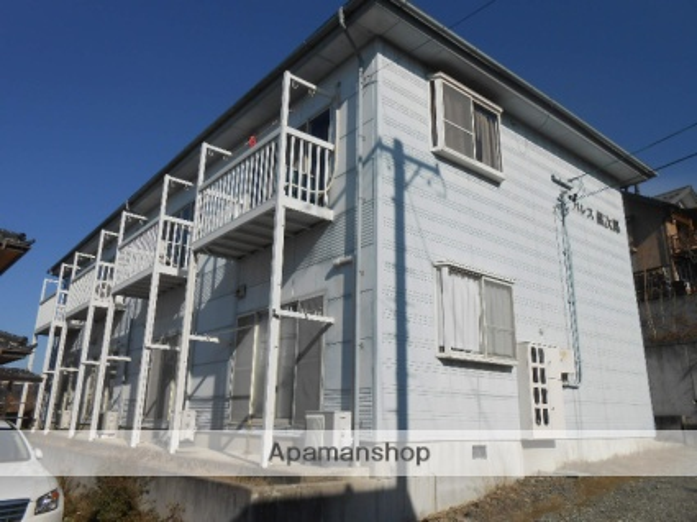 長野県松本市、南松本駅バス14分並柳団地口下車後徒歩5分の築18年 2階建の賃貸アパート