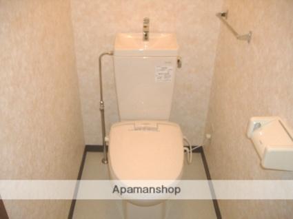 長野県松本市旭1丁目[1K/23.51m2]のトイレ