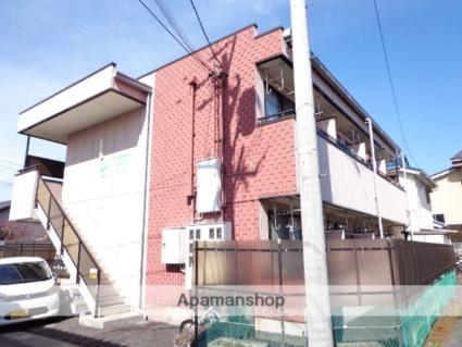 長野県松本市旭1丁目[1K/23.51m2]の外観1