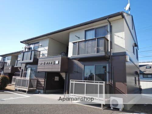 長野県松本市、南松本駅徒歩15分の築15年 2階建の賃貸アパート