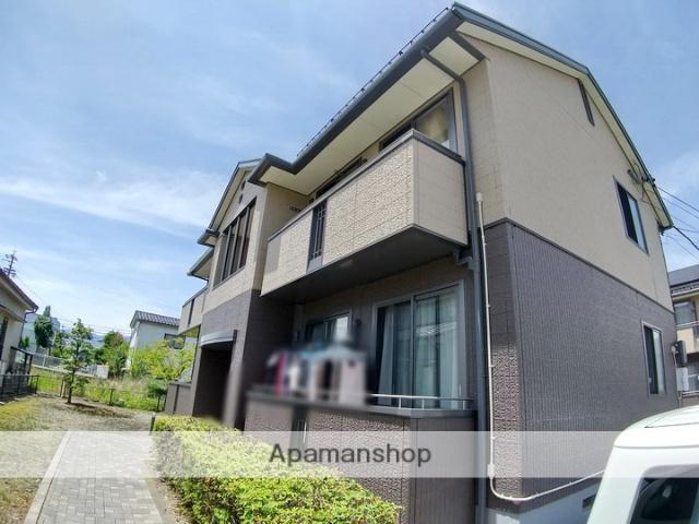 長野県松本市、松本駅徒歩15分の築14年 2階建の賃貸アパート