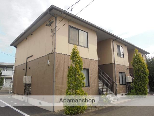 長野県松本市、渚駅徒歩17分の築19年 2階建の賃貸アパート