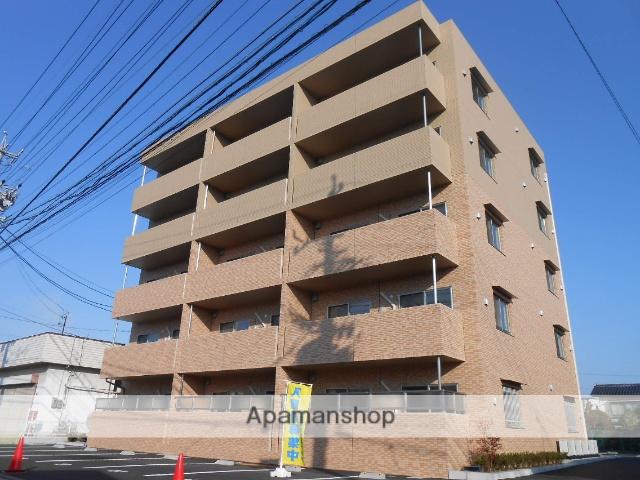 長野県松本市、南松本駅徒歩16分の新築 5階建の賃貸マンション