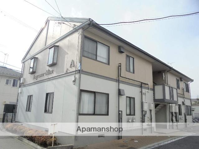 長野県松本市、南松本駅徒歩26分の築24年 2階建の賃貸アパート