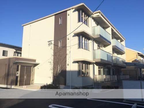 長野県松本市の築2年 3階建の賃貸マンション
