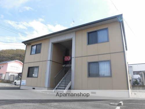 長野県松本市、南松本駅徒歩18分の築14年 2階建の賃貸アパート