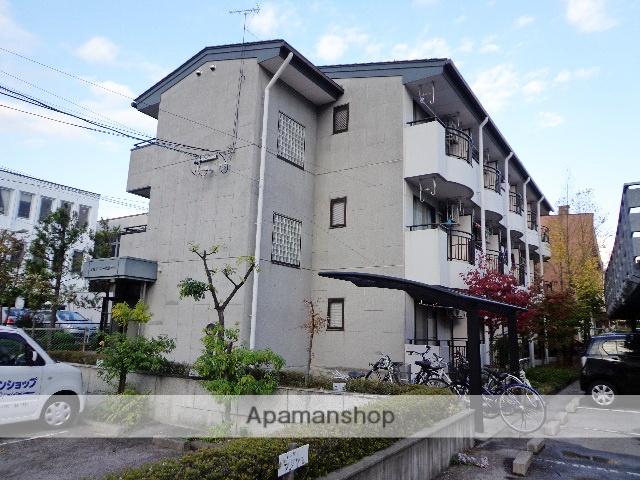 長野県松本市、北松本駅徒歩3分の築23年 3階建の賃貸マンション