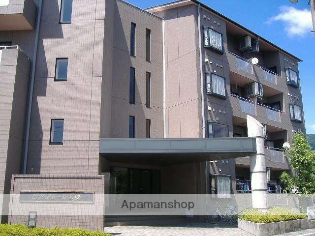 長野県松本市、松本駅バス15分横田下車後徒歩7分の築18年 4階建の賃貸マンション