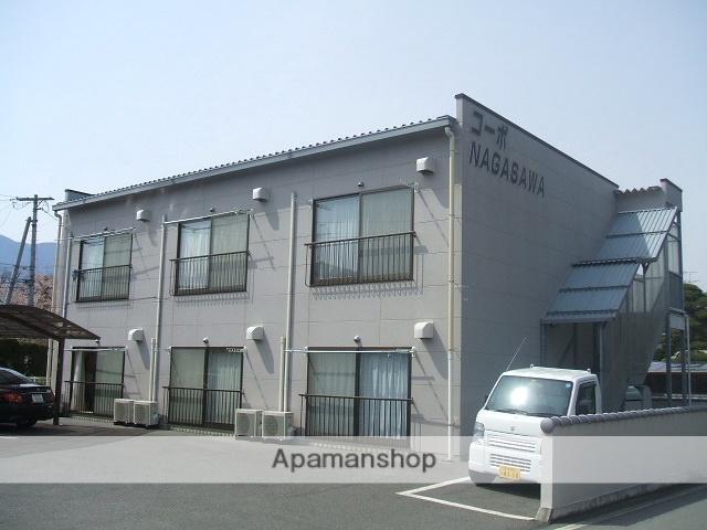長野県松本市、梓橋駅徒歩50分の築13年 2階建の賃貸アパート