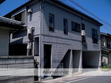 長野県松本市、北松本駅徒歩20分の築23年 2階建の賃貸アパート