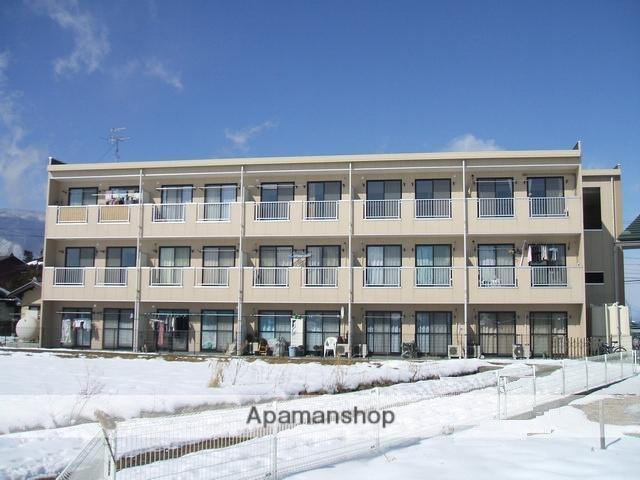 長野県松本市、梓橋駅徒歩40分の築15年 3階建の賃貸マンション