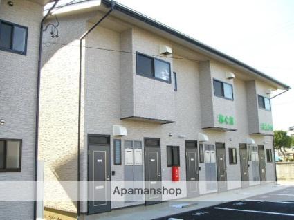 長野県松本市、渚駅徒歩14分の築9年 2階建の賃貸アパート