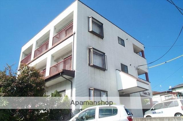 長野県松本市、北松本駅徒歩8分の築27年 3階建の賃貸マンション