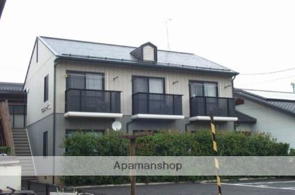 長野県松本市、松本駅アルピコバスバス18分三才東下車後徒歩2分の築20年 2階建の賃貸アパート