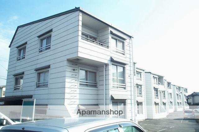 長野県松本市、北松本駅徒歩5分の築38年 3階建の賃貸マンション