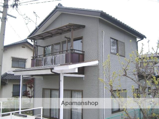 長野県松本市、松本駅徒歩14分の築38年 2階建の賃貸アパート
