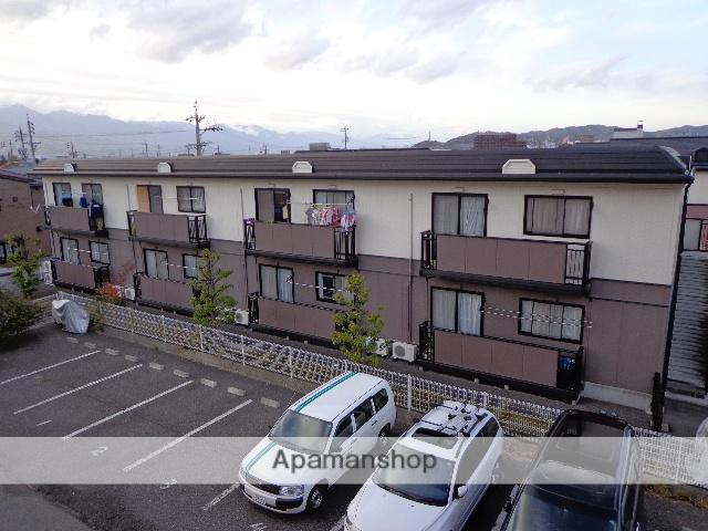 長野県松本市、南松本駅徒歩12分の築21年 2階建の賃貸アパート