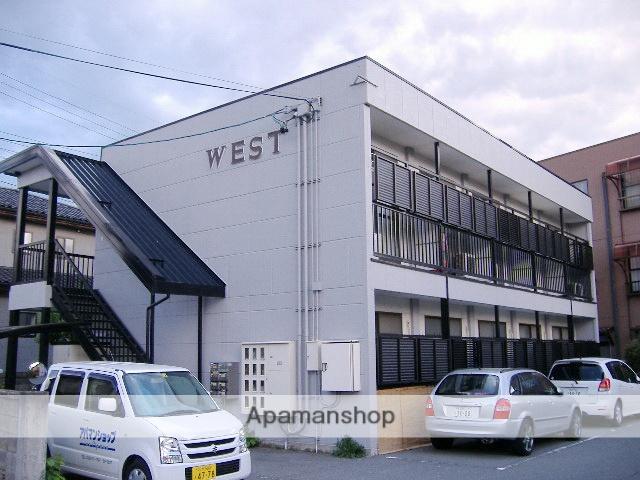長野県松本市、松本駅徒歩6分の築11年 2階建の賃貸アパート