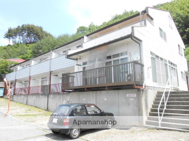 長野県松本市、松本駅バス18分並柳団地南下車後徒歩12分の築28年 2階建の賃貸アパート