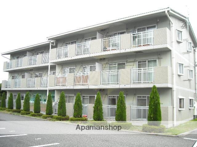 長野県松本市、松本駅バス20分野溝口下車後徒歩4分の築21年 3階建の賃貸マンション