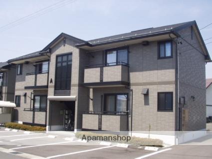 長野県松本市、松本駅徒歩15分の築16年 2階建の賃貸アパート