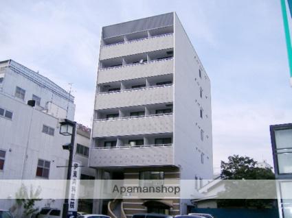 長野県松本市、北松本駅徒歩15分の築17年 7階建の賃貸マンション